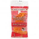 groothandel Drogisterij & Cosmetica: Wilkinson  wegwerpscheermes Pronto 5er