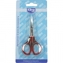 wholesale Manicure & Pedicure: Nail scissors  Elina stainless on card 9cm