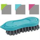 grossiste Meubles de salle de bains  & accessoires: Brosse pour le  lavage  13,5x5x3,5cmcm tri ...