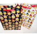 ingrosso Articoli da Regalo & Cartoleria: Sacchetto del  regalo SMILE  taglia XL ...
