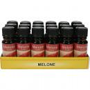 parfum Melon bouteille en verre de 10 ml d'hui