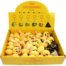 wholesale Gifts & Stationery: Smile times  assorted , Plush, 6 times assorted ,
