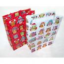 grossiste Cadeaux et papeterie: conception de  hibou sac de  cadeaux, XL ...