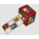 grossiste Cadeaux et papeterie: Des autocollants  50-pack! Dans un grand Display en