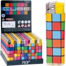 groothandel Huishouden & Keuken: aanstekers  elektrisch kubus  ontwerp, 8x2cm 5x ...