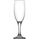 grossiste Maison et cuisine: Verre de verre de  champagne (heavy duty) 0,15l