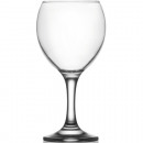 Glass of wine or water glass 0,2 L clear