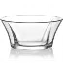 groothandel Servies: Glazen kom 0,25L  Dess. + Salad structuur 11,5x5cm