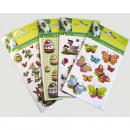 Sticker van Pasen en lente motieven