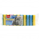 Sponge CLEAN for  the kitchen 10er 80x55x23mm