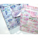 wholesale Gifts & Stationery: Gift bag  23x18x6cm, with silk ribbon cord
