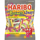 wholesale Gifts & Stationery: Food Haribo Sour fries 100gr