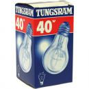Großhandel Leuchtmittel:Glühbirnen 40 Watt E27