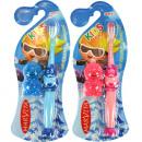 Toothbrush Marvita  Kids Spielfigur + Fußsaugnapf
