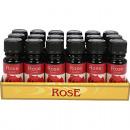 Fragrance Oil Rose 10ml in glass bottle