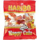 groothandel Zoetwaren: Eten Haribo Gelukkig Cola 100gr
