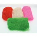 Sisal in 6 colori  assortito , 25g per sacchetto
