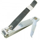 Nail clipper for foot care XXL 8cm