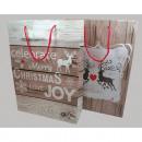 groothandel Stationery & Gifts: Gift bag  Elchdesign 35x25x 8,5 cm, XL,