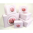 grossiste Cadeaux et papeterie: Set de boxe Roses  and Stripes, 6 tailles différent