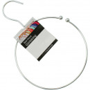 wholesale Fashion & Apparel: Beltring 16cm  Through with + hook for wardrobe