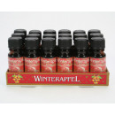 Perfume oil 10ml Winter apple wrapped in glass bot