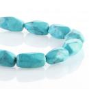 groothandel Beads & Charms: Turquenita - nugget grootte