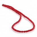 wholesale Crockery: Carmine Jade - Beads - 4mm