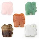 Großhandel Zubehör & Ersatzteile: Elefanten mit Loch zum Einbetten