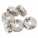groothandel Sieraden & horloges: Zircons separator 15 stuks