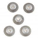 Großhandel Beads & Charms: Tränke Silber für Schmuck