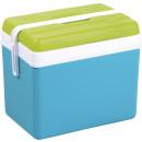 Großhandel Kühltaschen: Kühlbox  'Promotion' 15 Liter blau/grün