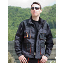Großhandel Arbeitskleidung: Uniqat  Arbeitsjacke 'Premium' grau Gr.56