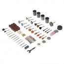 Silverline Zubehör für Rotationswerkzeuge, 216-tlg