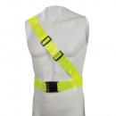 Silverline Reflektierender PVC- Warnschutzgürtel m