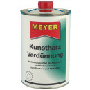Großhandel Kaminöfen: Kunstharzverdünner  0,5l methanolfrei, 6 St.