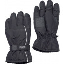 Großhandel Fashion & Accessoires: Skihandschuhe Gr.L  schwarz mit Thinsulate wasserab