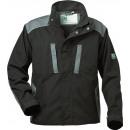 Großhandel Fashion & Accessoires: Bundjacke Arsenal  Gr.XL schwarz/grau 65%PES/35%BW