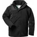Großhandel Fashion & Accessoires: Softshell Parka  Mars Gr.XL  schwarz/blau ...