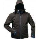 Großhandel Fashion & Accessoires: Softshell Jacke  Uranos Gr.XL  schwarz/blau ...
