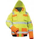 Großhandel Fashion & Accessoires:-Warnschutz  Pilotenjacke Mats, Gr. S, gelb/orange