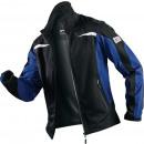 Großhandel Fashion & Accessoires: Ultrashelljacke  Form 1141, Gr.XL, schwarz/blau