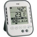 Großhandel Wetterstationen: Thermo-Hygrometer  digital für innen H.107xB.83xT.2