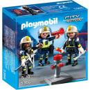 PLAYMOBIL Feuerwehr-Team