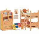 Großhandel Kindermöbel: Sylvanian Families Kinderzimmer-Möbel