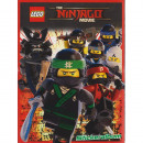 LEGO Ninjago Movie Stickeralbum, 1 Stück