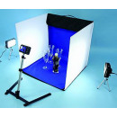 Fotostudio-Box McFun 'FB-93 LED' 2 LED Strahler,