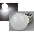 LED Tropfenlampe E27 'T25 SMD' weiß, 16 SMD LEDs