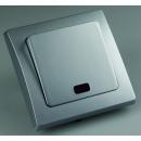 DELPHI Kontroll-Schalter mit Lämpchen, 250V~/ 10A,