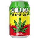 Großhandel Nahrungs- und Genussmittel: CHILLMA – Die Hanf Cola 330ml (DPG Pfanddose) im 2